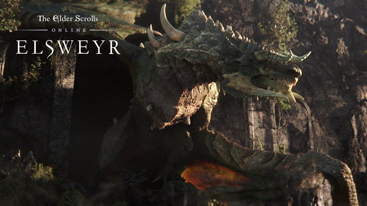 The Elder Scrolls Online Elsweyr expansion coming July 4th | Rock