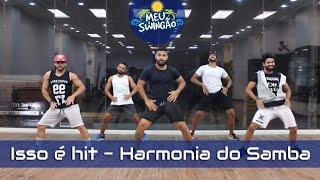 Baixar Isso é hit - Harmonia do Samba - Coreografia - Meu Swingão.