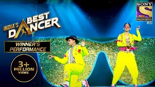 Tiger और Vartika ने दिया एक Swag वाला Performance! | India's Best Dancer | Winner's Performance