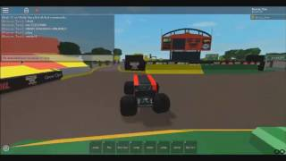 Roblox Monster Jam Commentary #85 (Duncan Tave)