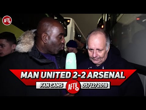 Man United 2-2 Arsenal | The Spurs Game Took A Lot Out Of The Players! (Claude)