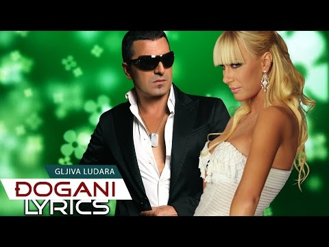 DJOGANI - Gljiva ludara - Lyrics video