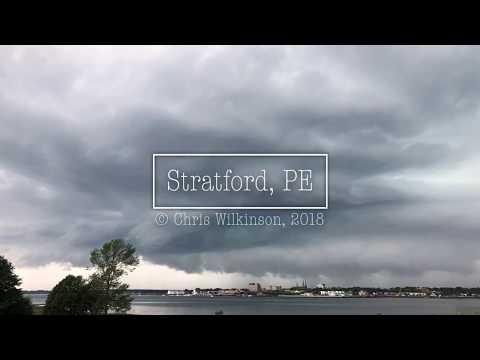 Prince Edward Island Hail Storm, August 2018