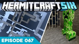 Hermitcraft VI 067 | LAYING DOWN TRAPS.. | A Minecraft Let's Play