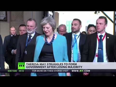 """""""May's lost credibility & authority"""" - UKIP MEP"""