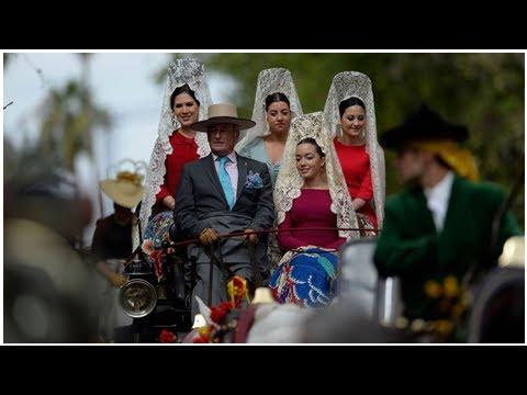 De los sombreros del Grand National a la mantilla en Sevilla