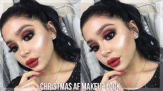 Holiday Makeup Tutorial | Daisy Marquez