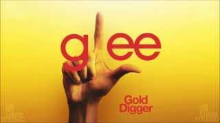 Gold Digger | Glee [HD FULL STUDIO]