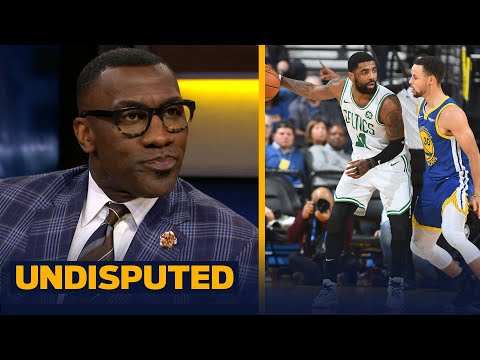 Shannon Sharpe: The Warriors were 'going through the motions' in loss vs Celtics | NBA | UNDISPUTED thumbnail
