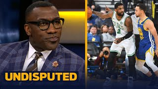 Shannon Sharpe: The Warriors were 'going through the motions' in loss vs Celtics | NBA | UNDISPUTED