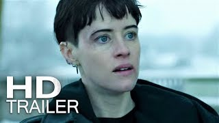 MILLENNIUM: A GAROTA NA TEIA DE ARANHA | Teaser Trailer (2018) Dublado HD