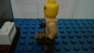 Не играй много в компьютер.Лего мультик.