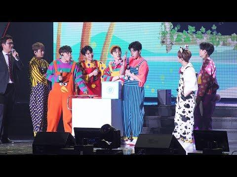 20180311 iKON PRIVATE STAGE RE•-KONNECT 아이콘 팬미팅 - KONIC WORLD #2 Mission @올림픽공원 올림픽홀