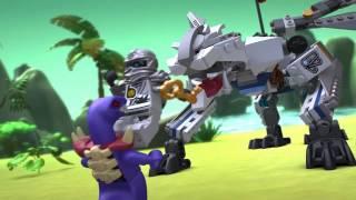 Kijk Lego Ninjago 70748 Titanium Dragon filmpje