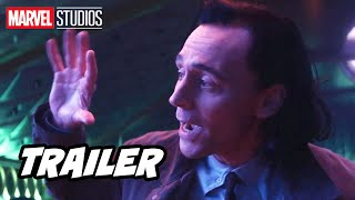 Loki Trailer 2021 Breakdown - Marvel and Thor 4 Easter Eggs Breakdown