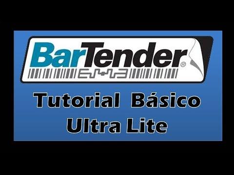 Bartender™ UltraLite Guía del usuario Software para Diseño de Etiquetas Tutorial