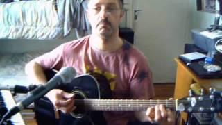 Jean jacques goldman Comme toi (Acoustic Cover)