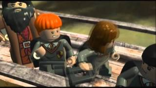 Lego Harry Potter Years 1-4 Walkthrough Part 6: A Jinxed Broom