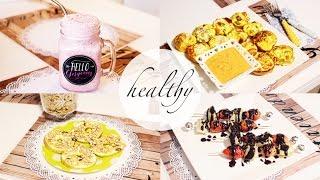 Sağlıklı Atıştırmalıklar | Lezzetli | Pratik