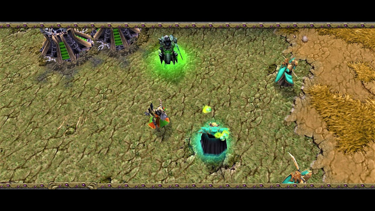 Warcraft 3: General Coil 03 - An Unexpected Alliance
