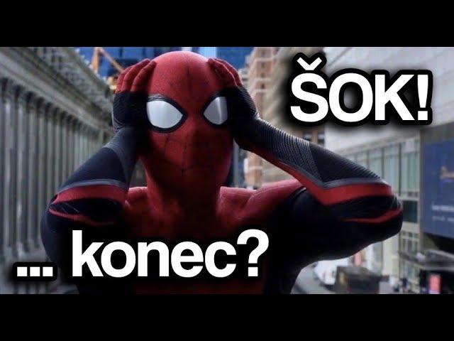 Spider-man končí v MCU?!