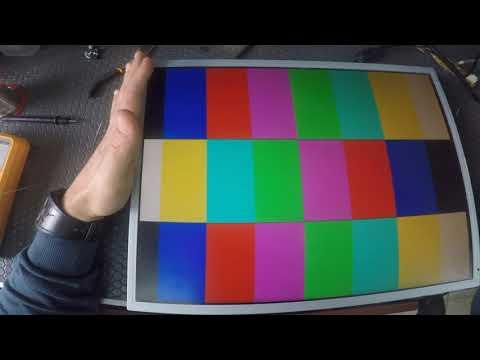 LCD Tamir 1 - ATLATMA DİRENCİ YÖNTEMİ