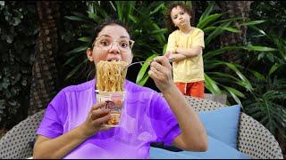 Comemos demais Caduzinho Educational Children