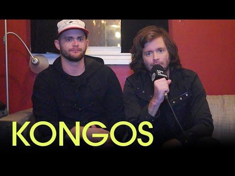 "KONGOS on their new album ""Egomaniac"" and humans merging with machines - Toronto Interview 2016"