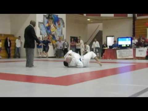 Indiana State Judo Round 1 Black Belt