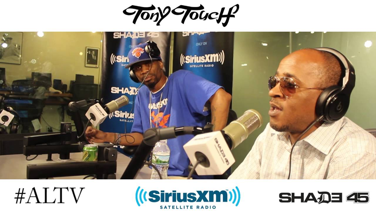 "Rock & Buckshot Freestyle On DJ Tony Touch's ""Toca Tuesdays"""