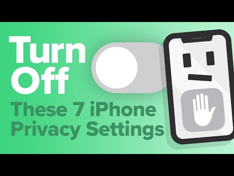 7 iPhone Privacy Settings To Turn Off Now