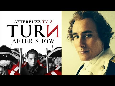 Turn | Interview with Sean Haggerty | AfterBuzz TV After Show