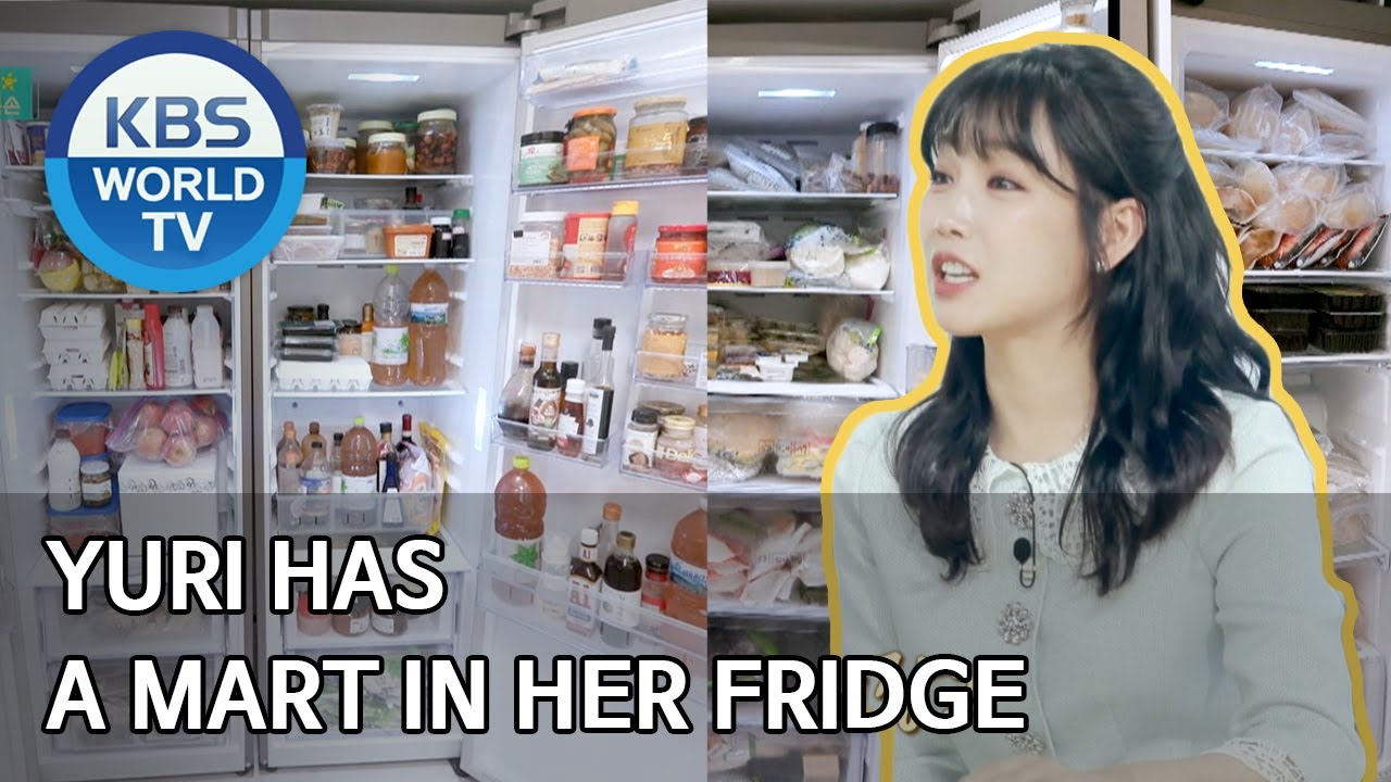Yuri Has A Mart In Her Fridge Stars Top Recipe At Fun Staurant Eng Ind 2020 04 21 Youtube