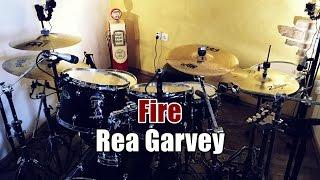 Fire - Rea Garvey - Drum cover [HD]