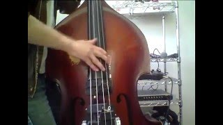 star wars imperial march rockabilly bass upright bass double bass d orazio strings