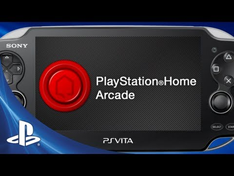 PlayStation Home Arcade