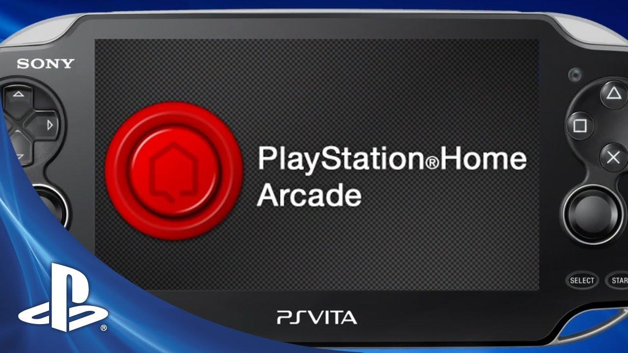 Playstation Home Arcade Youtube