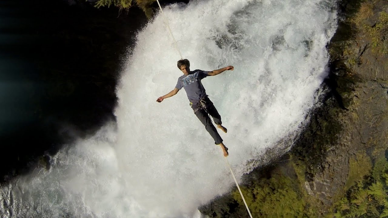 Live Wallpaper Fall Hd Highlining Sahalie Falls Ft Miles And Miles By Kylan
