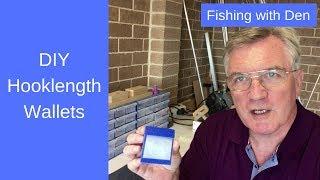 DIY Hooklength Storage Wallets