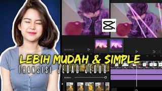 Download lagu Cara Edit Video Transisi JEDAG JEDUG di Apk Capcut Lebih Mudah Ternyata