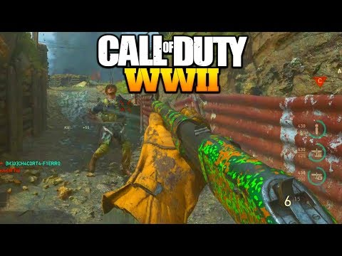call of duty ww2 huge nerfs to this gun...