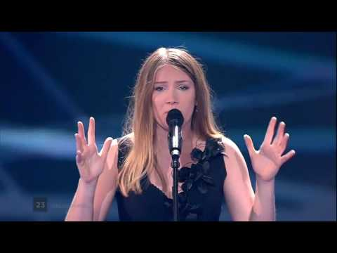 Blanche (Belgium) Live Perfomance Grand Final of EUROVISION 2017!!