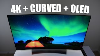 The World's Best 4K OLED TV Ever? LG 65EG9600 Review!