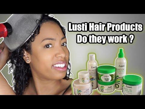 Lusti Hair Products Reviews |Dollar Tree| Shocking!