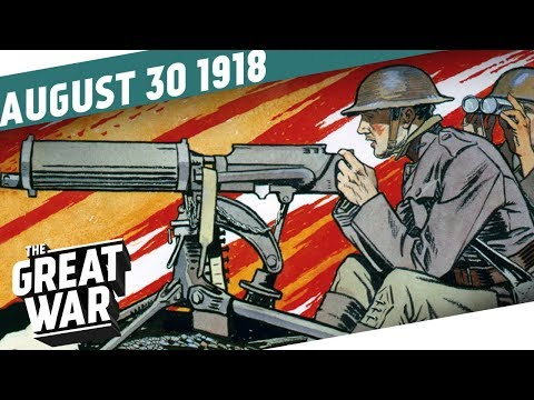 The American First Army Gears Up - Germany Retreats I THE GREAT WAR - Week 214