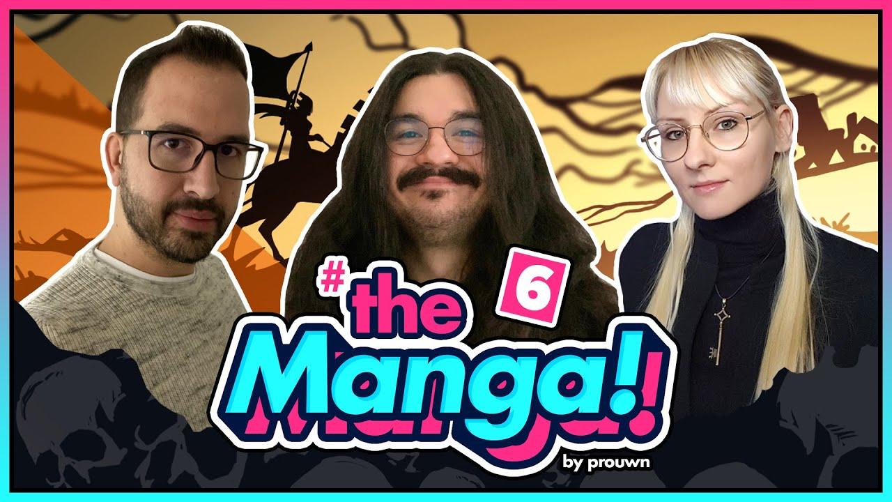 Livestream Interview: theManga!