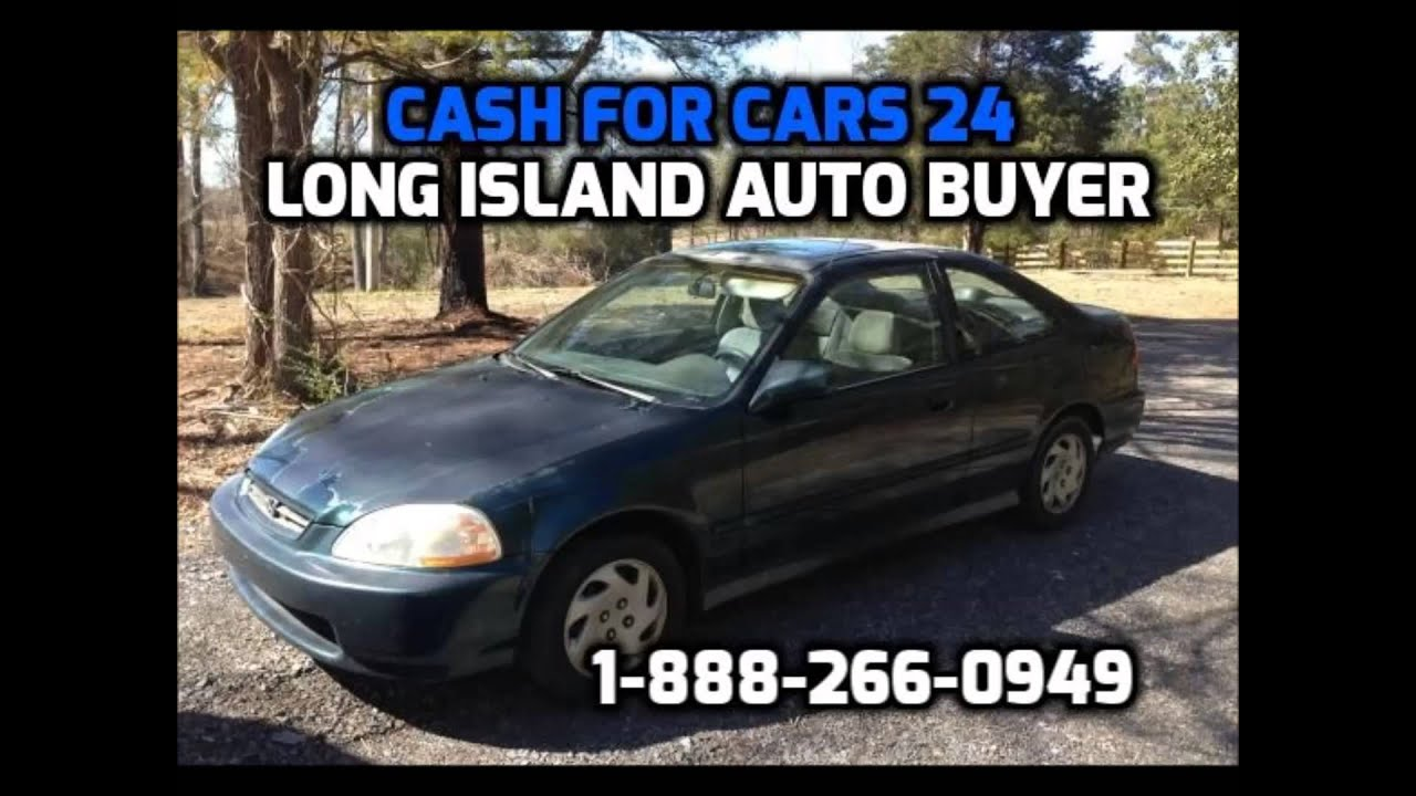 Cash for Cars in Long Island any condition wrecked salvaged junk ...