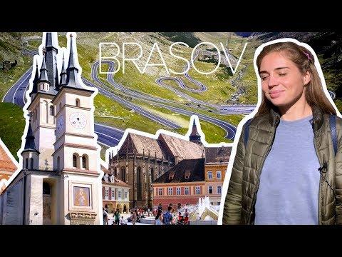 Брашов и Трансфагараш. Столица Трансильвании и лучшая дорога в мире | Brasov | Transfagarasan