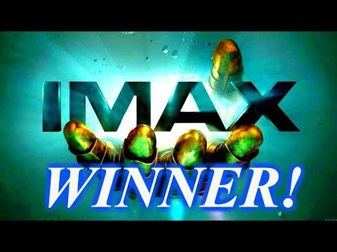 IMAX Ticket Giveaway Winner!!!