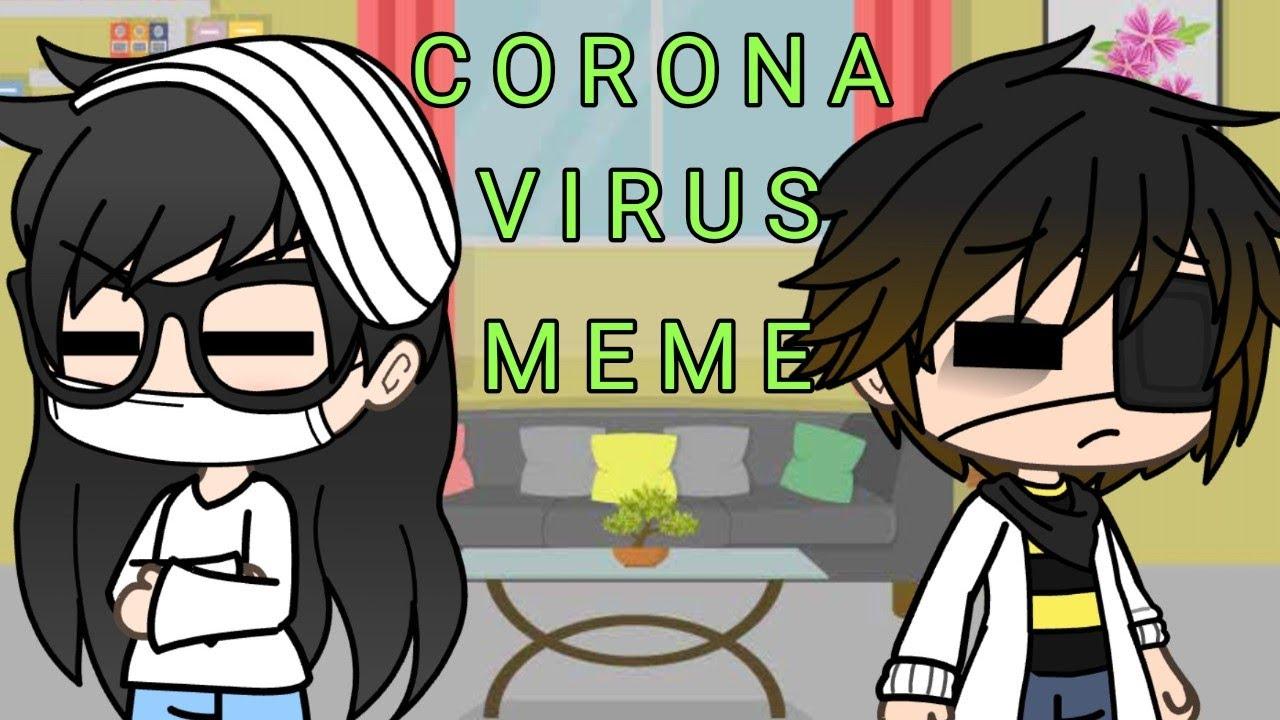 Corona Virus Parody Of Dance Monkey Gacha Life Youtube